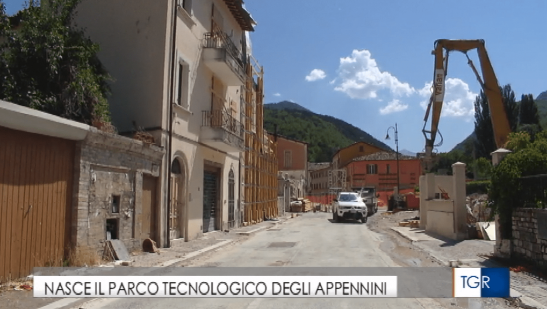 Le telecamere del Tg Marche documentano i lavori svolti dal Consorzio per l'emergenza agricola post sisma