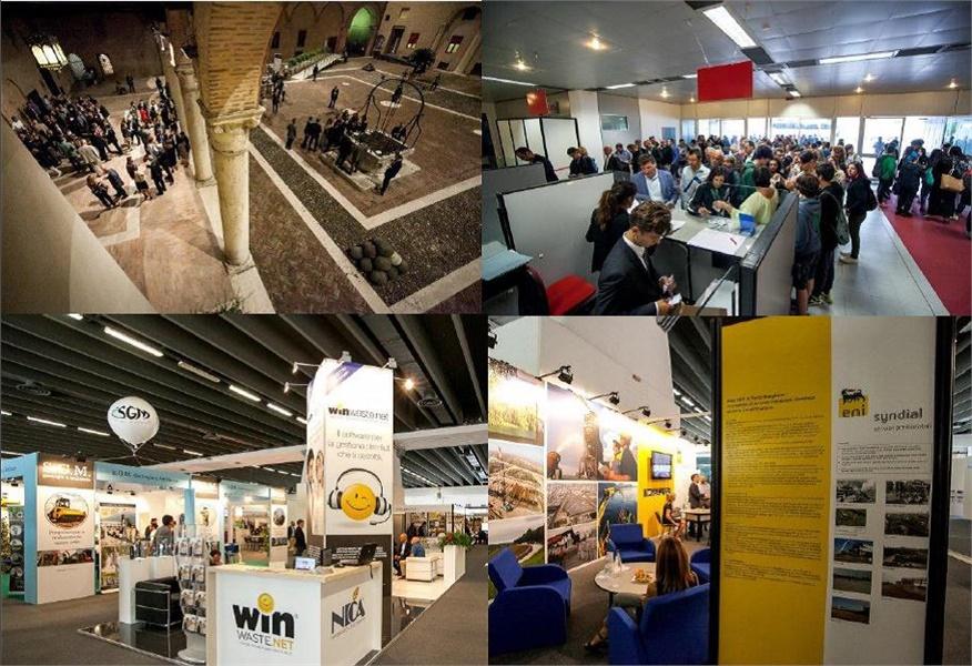 Il Consorzio presenta a Remtech Expo 2017 l'innovativo Sistema Informativo Consortile per la gestione del territorio e contro il rischio idrogeologico