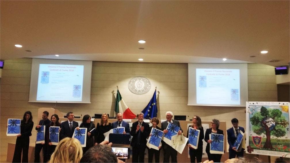 Premiata dal Ministero dell'Ambiente tesi di dottorato della ricercatrice Morri sul bacino del fiume Foglia
