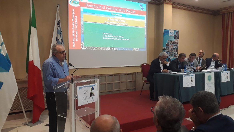 I Consorzi di Bonificha di Emilia Romagna e Marche si confrontano per migliorare servizi ed efficienza
