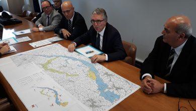 Finanziata con 20 milioni di euro l'estensione della superficie irrigua del fiume Musone