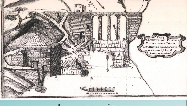 Inaugurazione del Museo della Mezzadria al Mulino di Pontevecchio di Vallefoglia