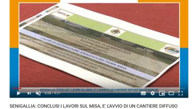 Conclusi i lavori sul Misa: guarda il servizio realizzato da Envision Tv