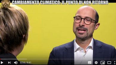 Cambiamento climatico: il punto di non ritorno. Guarda il servizio andato in onda su Le Iene
