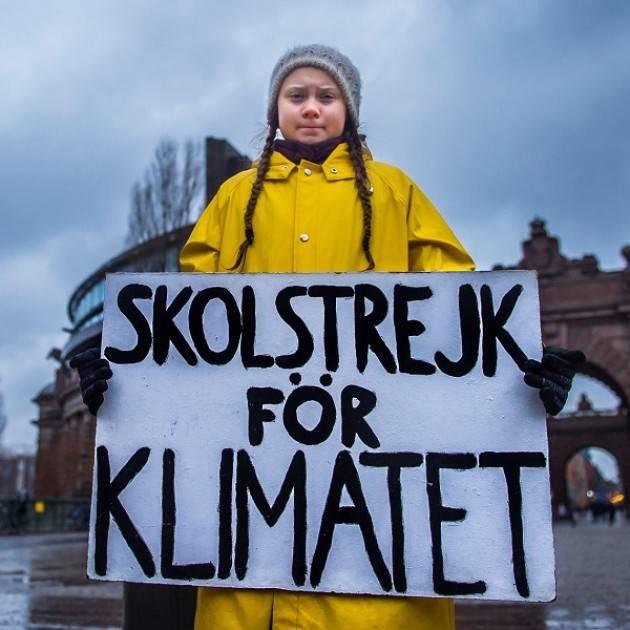 #ClimateStrike. Anche il Consorzio di Bonifica delle Marche appoggia gli studenti che scioperano per il clima #Fridaysforfuture