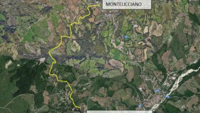 Al via i lavori di sistemazione della SP 128 che collega Monte Grimano terme a Montelicciano.