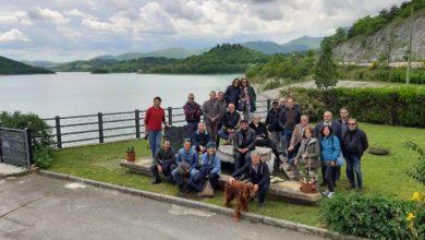 Dipendenti della Regione alla scoperta della diga di Cingoli