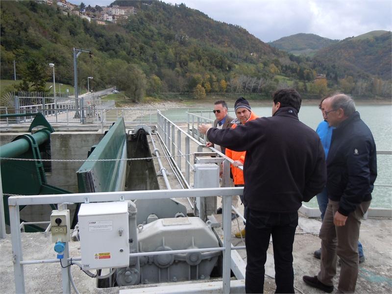 In arrivo dal Cipe 4,6 milioni di euro per mettere in sicurezza le dighe marchigiane.