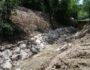 Sistemato il fosso Accia (a Schieti, in Comune di Urbino). Il Consorzio di Bonifica ha consolidato il versante e ripulito la vegetazione morta e pericolosa.