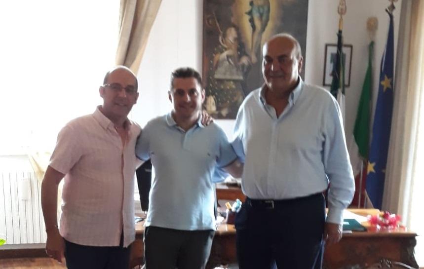 """Incontro con il neo sindaco di Ascoli: """"Tempo di rinsaldare il rapporto con il Piceno"""""""