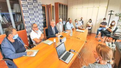 Messa in sicurezza dei corsi d'acqua nell'Anconetano e nel Maceratese: presentato il progetto in Regione