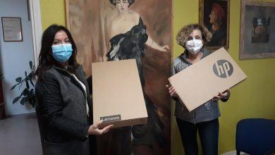 Il Consorzio dona tre pc portatili all'Istituto Bramante Genga (PU)