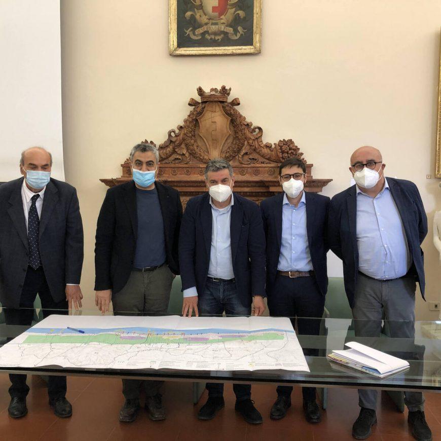 Mare più pulito a Fano e fine degli allagamenti alle abitazioni di Marotta.