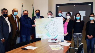 Consorzio al lavoro a Tolentino con la sistemazione idraulica di zona Vaglie