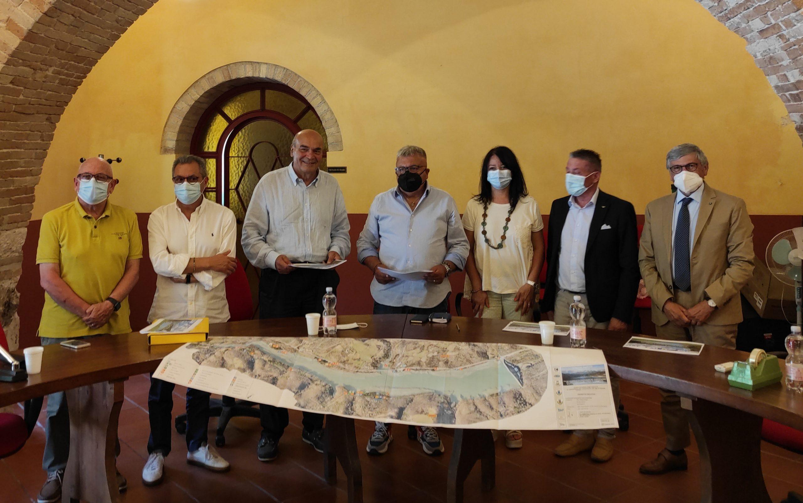 Sport, turismo e relax al lago di Gerosa: cinque progetti per un milione di euro di investimenti